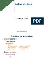 estudios clinicos epidemiologia odontologia