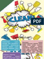 Cleaning - Teknologi Pangan