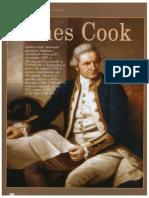 james cook  - drvo znanja