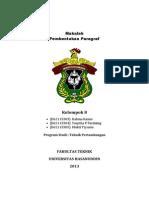 Bahasa Indonesia - Makalah Pembentukan Paragraf