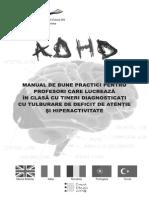 Manual Pentru Profesori Care Lucreaza Cu Elevi Cu Adhd