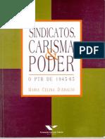 Sindicatos Carisma Poder o Ptb de 1945 65