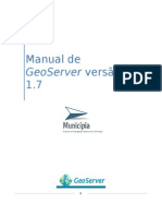 Manual GeoServer17