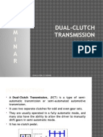 Dual Clutch Transmission PPT
