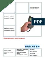 Erichsen Thermo Hygrometre Dew Check 4