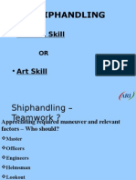 Ship Handling 1