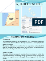 History of Bacarra