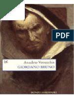 Anacleto Verrecchia - Giordano Bruno