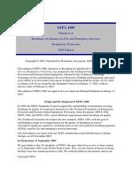 NFPA 1989 - 2006