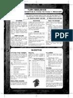 Necromunda 2nd [p143-144] PlaySheet