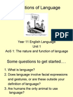 Functions of Language2