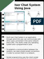 multiuserchatsystemusingjava1-130910121136-phpapp02