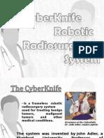 Presentation CyberKnife