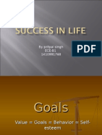 Success in life.ppt