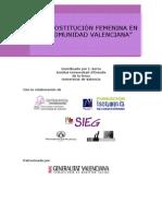 Investigación Prostitución Comunidad Valenciana 2006
