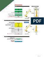 Crane Capacity Check Program V4.0