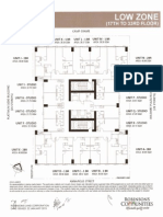 CGR Low Zone Floorplan Layout (17th-33rd) - 01.22.15