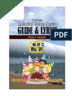 Mañanita Guide & Kyrics
