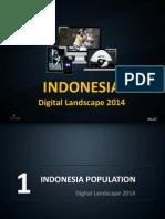 Indonesia Digital Landscape
