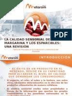 Calidad Sensorial de la Margarina y los Esparcibles_marzo 2015.pptx