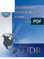 Quadrennial Defense Review Report February