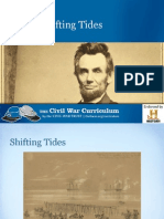 Shifting Tides - PPT