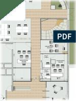 Reception Area Plan