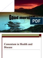cementum in health and disease.ppt
