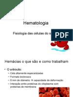Fisiologia Das Celulas Do Sangue