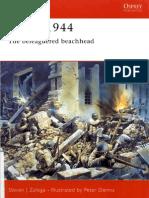 49507376 Campaign Anzio 1944 the Beleaguered Beachhead