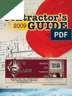 2009 Contractors Guide