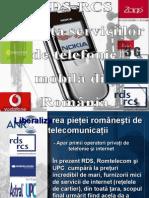 serviciile de telefonie mobila din romania.