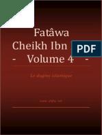 Fatawa IbnBaz Volume 4