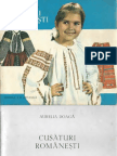 Aurelia Doaga Cusaturi Romanesti
