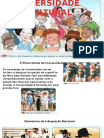 Slides Diversidade Cultural