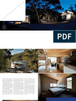 Sanctuary magazine issue 10 - Inspired infill - Hobart, Tasmania green home profile