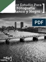El Mejor Estudio Para La Fotografia en Blanco y Negro