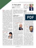 Nasscom - Business India - Shashi Bhagnari