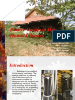 Passive Design Buildings