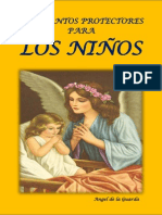 Diez Santos Protectores para los Niños. Libro infantil.