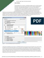 Como Criar e Editar Canetas e Cores _ Dicas de ArchiCAD