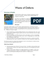 03-The Waste of Defects