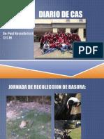 Diario de Cas - Paul Hasselbrinck