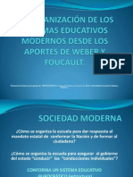 Pedagogia Sistema Educativo