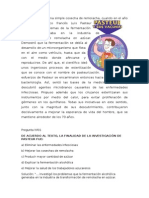Comprension Lectora Pasteur y Sus Vacunas