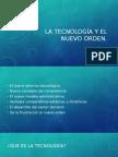 La tecnología y el nuevo orden.pptx
