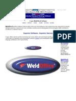 Welding Related Software