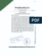 3.- Publicación Constitución de La Sociedad