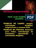 Clases de Psicomotricidad concepto.ppt