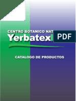 Catalogo Yerbatex